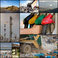 Pollution Images libres de droits