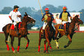 Polo Game of Kolkata-India Royalty Free Stock Photo