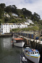 Polperro, Cornwall Royalty Free Stock Photo