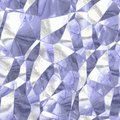 Polygon seamless pattern background purple white color