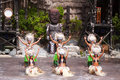 Polynesian show Stock Photo