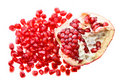Pomegranate Stock Photos