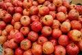 Pomegranate bulk Royalty Free Stock Photo