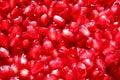 Pomegranate seeds Royalty Free Stock Photo