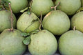 Pomelo or pummelo Royalty Free Stock Photos