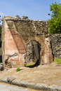 Pompeii italy ruins of in Stock Photography