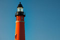 Ponce de Leon Inlet Lighthouse and Museum Royalty Free Stock Photo