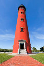 Ponce de Leon Inlet Lighthouse Royalty Free Stock Photo
