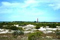 Ponce Inlet Lighthouse another view Royalty Free Stock Photo