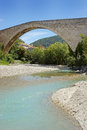 The Pont de Nyons, Provence, France Stock Images