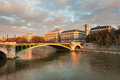 Pont notre dame paris france in Stock Images