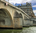 Pont Royal. Royalty Free Stock Photography