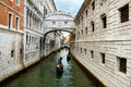 Ponte dei sospiri Royalty Free Stock Photography