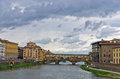 Ponte Vecchio Bridge And Archi...