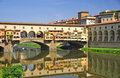 Ponte Vecchio,Florence,Tuscany Royalty Free Stock Photos
