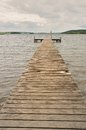 Pontoon Royalty Free Stock Photo