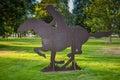 Pony Express Royalty Free Stock Photo