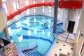 Vortex pool Royalty Free Stock Photo