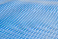 Pool cover Royalty Free Stock Photo
