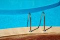 Pool detail Royalty Free Stock Photo