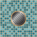 Pool floor Royalty Free Stock Photo