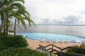Pool, manaus, brazil Royalty Free Stock Photography