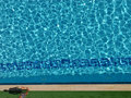 Pool sunny day beautiful picture light Royalty Free Stock Image