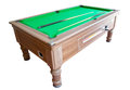 Pool Table Stock Image