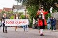 Poole carnival opening ashley road parkstone dorset uk Stock Photography