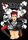 Pop art sale