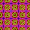 Pop art seamless pattern, wallpaper background Stock Images