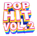 Pop Hit volume 2 - 3d logo