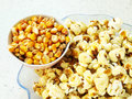 Popcorn Royalty Free Stock Photo