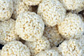 Popcorn ball Stock Photos