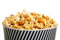 Popcorn box Royalty Free Stock Photos