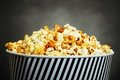 Popcorn box Royalty Free Stock Images