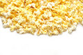 Popcorn with Copy Space Royalty Free Stock Image