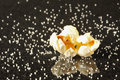 Popcorn Kernel Surrounded By S...