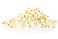Popcorn pile Royalty Free Stock Photography