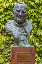 Pope John Paul II - sculpture