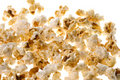 Popped Pop Corn Kernels Royalty Free Stock Photography