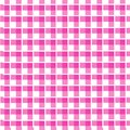 Popular background pattern for picnics Royalty Free Stock Photos