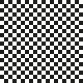 Popular checker chess square abstract background vector Royalty Free Stock Photo