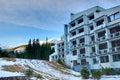 Obľúbený hotel v letovisku Jasná