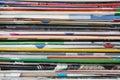 Popular magazine Stock Photos