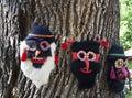 Popular masks Royalty Free Stock Photo