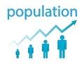 Population Royalty Free Stock Photo