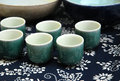 Porcelain cup Royalty Free Stock Photo