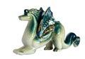 Porcelain figurine of the Dragon