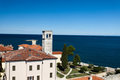 Porec Attractions Royalty Free Stock Photos